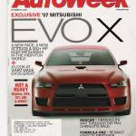 Highlight for Album: Autoweek - Evo X