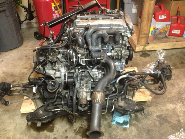 beaterx the whole story thus far page 13 evoxforums com turbo 350 transmission parts diagram so, off with the turbo system again, on with the xfer case, and on with the turbo mani downpipe since i had the downpipe off i inspected the ef4 again and
